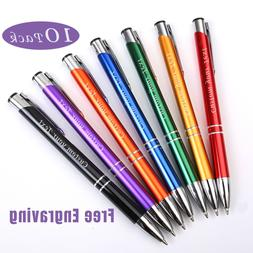 10 Custom engraving pens personalized pens Imprinted pens Na