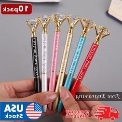 10 pcs Custom Printed bright light pens Personalized pens Di