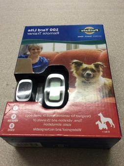 PetSafe 100 Yard Lite Rechargeable Remote Trainer for Dogs 8