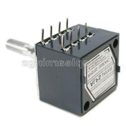 100K Log Audio Amp Volume Control Potentiometer Pot Stere