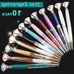 10pack Custom printed pens personalized pens Imprinted pens