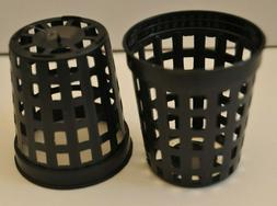 125 1.75 Inch Net Slit  Pots for Hydroponic, Aeroponic, orch