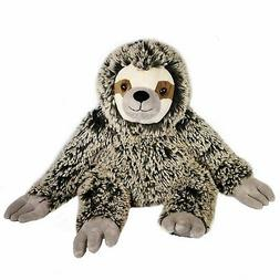 "The Petting Zoo - 25"" Soft Frosted Brown Sloth - Great for B"