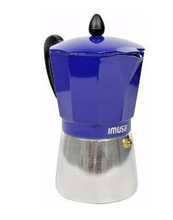 3 cups stove top aluminium espresso coffee