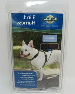PetSafe 3 in1  Dog Harness No Pull Fully Easy Adjustable Siz