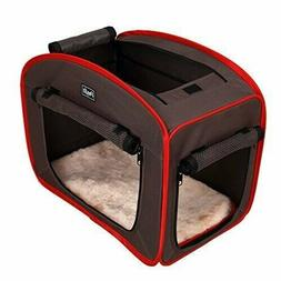 Petsfit 31x21x25 Portable Pop Open Cat Kennel,Cat Cage,Dog K