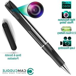 32GB Spy Hidden Camera Pen HD 1080P Video/Voice Camcorder Se