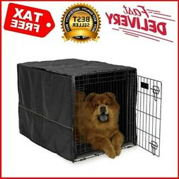 """36"""" Extra Large Giant Breed Dog Crate Kennel XL Pet Wire Cag"""