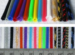 3mm Braided Cable Sleeving/Sheathing - Auto Wire Harnessing
