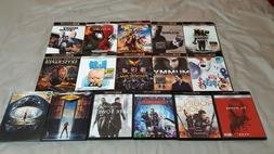 4K UHD + Blu Ray Lot - Choose as Many as you Want and Save o