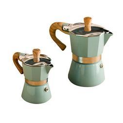 6/12Cup 300/600ML Moka Stove-Top Espresso Coffee Maker Perco