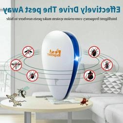 6 Pack Ultrasonic Electronic Pet Repeller Reject Anti Mosqui
