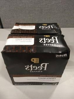 64 COUNT KEURIG K-CUPS PEET'S FRENCH ROAST COFFEE