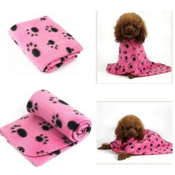 70x60cm Soft Warm Pet Blanket For Cat Dog Cushion Mat Bed So