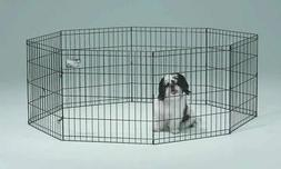 Midwest 8 Panel Exercise Pen For Dogs/Small Animals