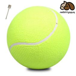 "9.5"" Large Pet Dog Tennis Ball Thrower Chucker Launcher Play"