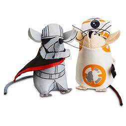 Star Wars BB-8 & Captain Phasma Mice Toys, Pack of 2