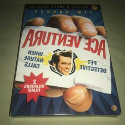 Ace Ventura Pet Detective When Nature Calls 3 DVD Set Deluxe
