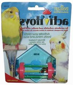 JW Pet Company Activitoys Tumble Bell Bird Toy