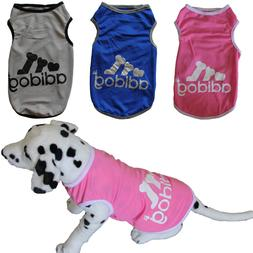 AdiDog  Pet Dog Clothes Small to Large  Light Warm Cute