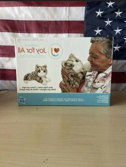 JOY FOR ALL - Silver Tabby Kitten - Interactive Companion Pe