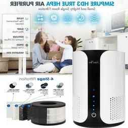 Air Purifier for Home HEPA Filter Cleaner Large Room Portabl