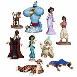 Disney Aladdin Deluxe Figurine Set Adorable Favorite Gift To