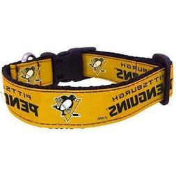 All Star Dogs Pittsburgh Penguins Team Logo Pet Collar