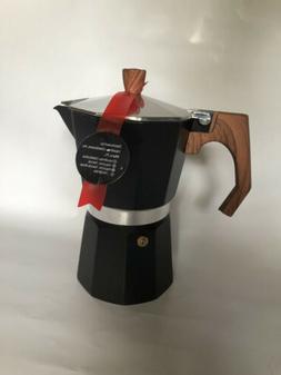 Aluminum Italian Espresso Moka Coffee Maker Percolator Stove