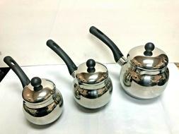 Arabic  -turkish espresso Coffee Pot / Stainless steel +cove