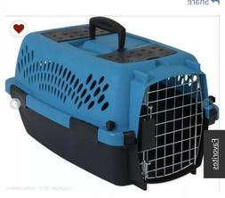 """Aspen Pet Pet Porter Fashion Kennel 19"""" Up To 10lb Blue"""