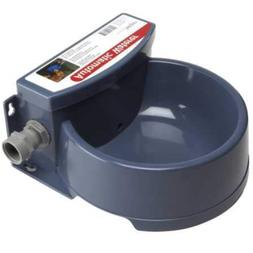 Automatic Pet Waterer Dog Water Flow Dispenser Auto Bowl Att