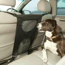 "Bergan Pet Car Travel Barrier Black 19.00"" x 0.3"" x 22"""
