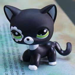 BLACK CAT LITTLEST PET SHOP LPS COLLECTION Action Figure gif