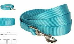 Blueberry Pet 20+ Colors Classic Solid Color Leash - 5' * 3/