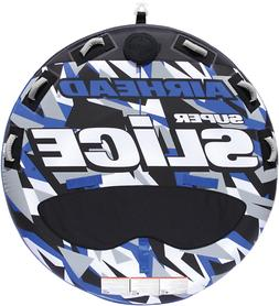 Boating Airhead Super Slice Towable Water Tube 3 Person Ride