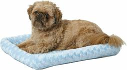 MidWest Bolster Pet Bed | Dog Beds Ideal for Metal Dog Crate