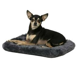 MidWest Bolster Pet Bed | Ideal for Metal Dog Crates 18INCH