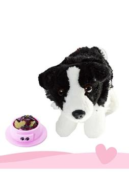 Border Collie Pet for American Girl Dolls 18 Inch Doll Dog P