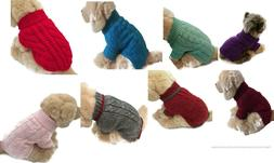 Le Petit Chien Brand Small Dog Sweater Puppy Clothing Pet Su
