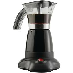 Brentwood Appliances Electric Moka Pot Espresso Machine