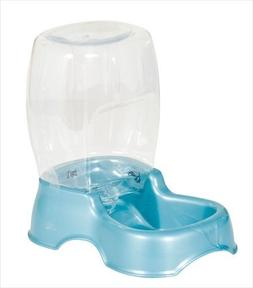 Petmate Cafe Waterer Pearl Blue - 1 quart