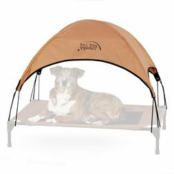 Canopy For Dog Bed Pet Cot Canopy Large For Raised Elevated