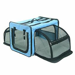 Pet Life Capacious Expand Wire Dog Crate