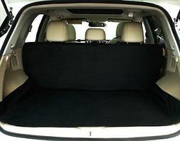 Car Pet Seat Cover Waterproof SUV Cargo Mat Dog Pet Bed Line