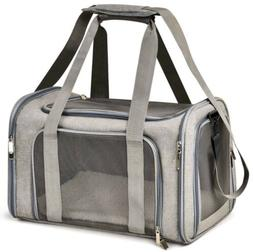 Henkelion Cat Carriers Dog Carrier Pet Carrier For Small / M