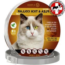 Cat Flea Collar Pet Essential Oil Pest Control Collars Flea