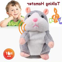 Cheeky Talking Hamster Repeats What You Say Electronic Cute