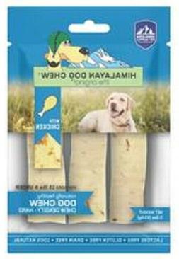 Himalayan Dog Chew CHICKEN Dog Chews SMALL Pet Supply 3 Piec