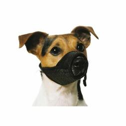 "Coastal Pet Best Fit Mesh Dog Muzzle Select A Size 3"" to 13"